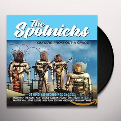 GUITARS FROM OUT-A SPACE Vinyl Record