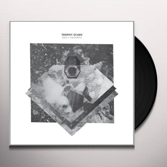 Trophy Scars HOLY VACANTS Vinyl Record