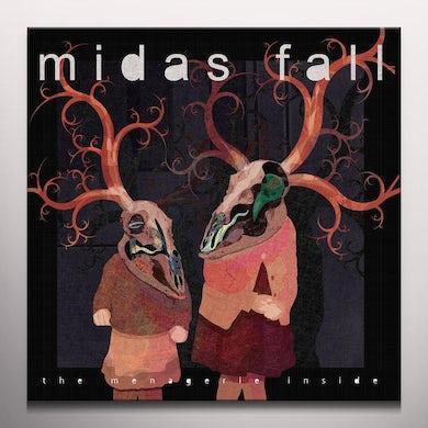 Midas Fall MENAGERIE INSIDE Vinyl Record