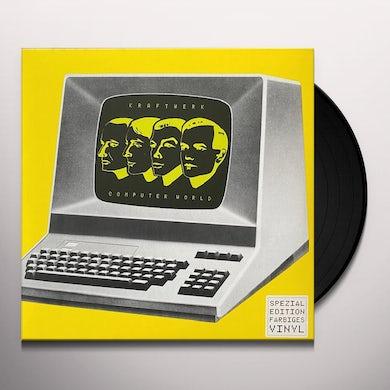 Kraftwerk COMPUTER WORLD Vinyl Record