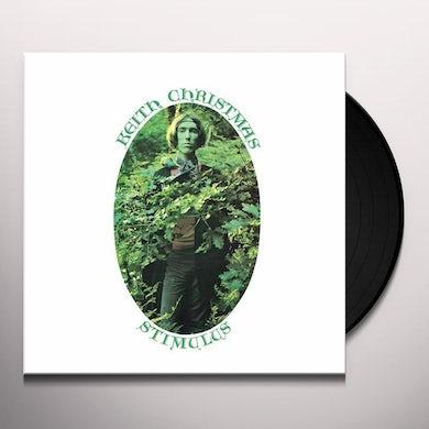 Keith Christmas STIMULUS Vinyl Record