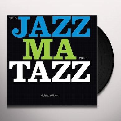 JAZZMATAZZ 1 Vinyl Record