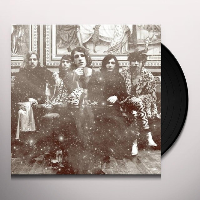 Charlie Boyer and the Voyeurs BE GLAMOROUS Vinyl Record