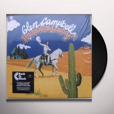 Glen Campbell Rhinestone Cowboy (LP) Vinyl Record