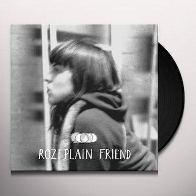 Rozi Plain FRIEND Vinyl Record