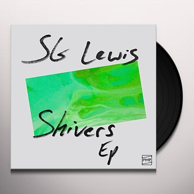 SG Lewis SHIVERS EP Vinyl Record - UK Release