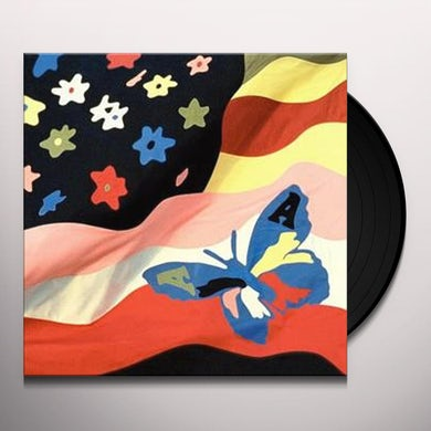 The Avalanches WILDFLOWER Vinyl Record