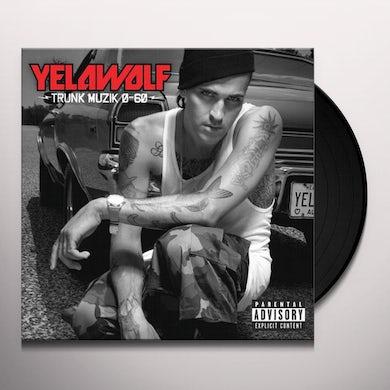 Yelawolf Trunk Muzik 0-60 (LP) Vinyl Record