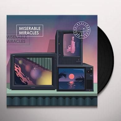 PINKSHINYULTRABLAST MISERABLE MIRACLES Vinyl Record