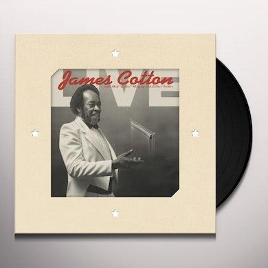 James Cotton LIVE AT ANTONE'S NIGHTCLUB Vinyl Record
