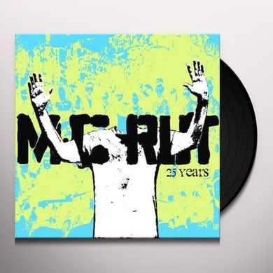 Middle Class Rut 25 YEARS Vinyl Record