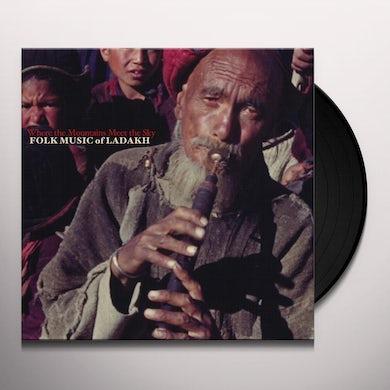 Where The Mountains Meet The Sky: Folk Music / Var Vinyl Record