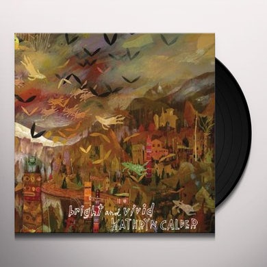 BRIGHT & VIVID Vinyl Record