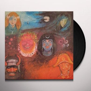 King Crimson IN THE WAKE OF POSEIDON Vinyl Record