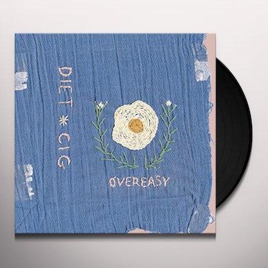 Diet Cig OVER EASY (GREEN EGGS & HAM VINYL) Vinyl Record