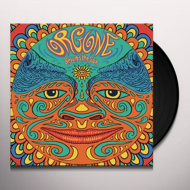 Orgone BEYOND THE SUN Vinyl Record