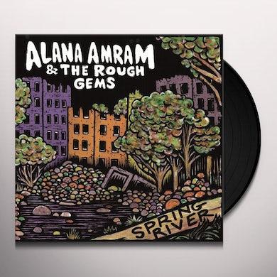 Alana Amram & The Rough Gems SPRING RIVER Vinyl Record