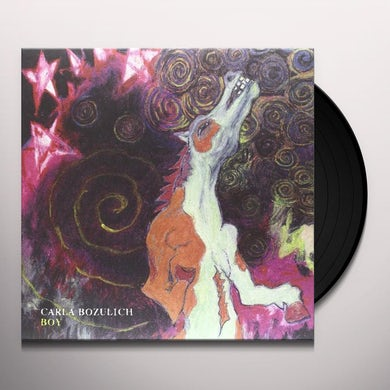 Carla Bozulich BOY Vinyl Record