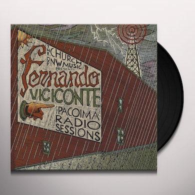 Fernando Viciconte PACOIMA RADIO SESSIONS Vinyl Record