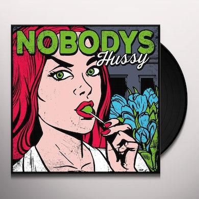 Nobodys HUSSY Vinyl Record