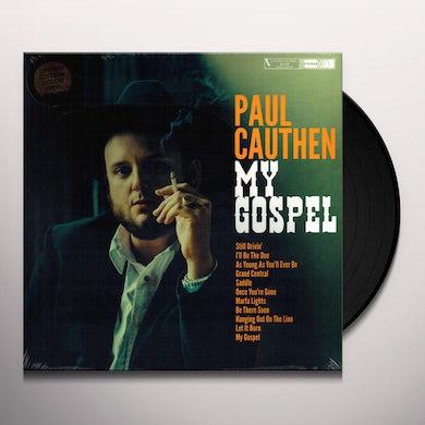 Paul Cauthen MY GOSPEL Vinyl Record