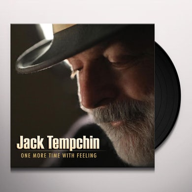 Jack Tempchin One More Time With Feeling (LP) Vinyl Record