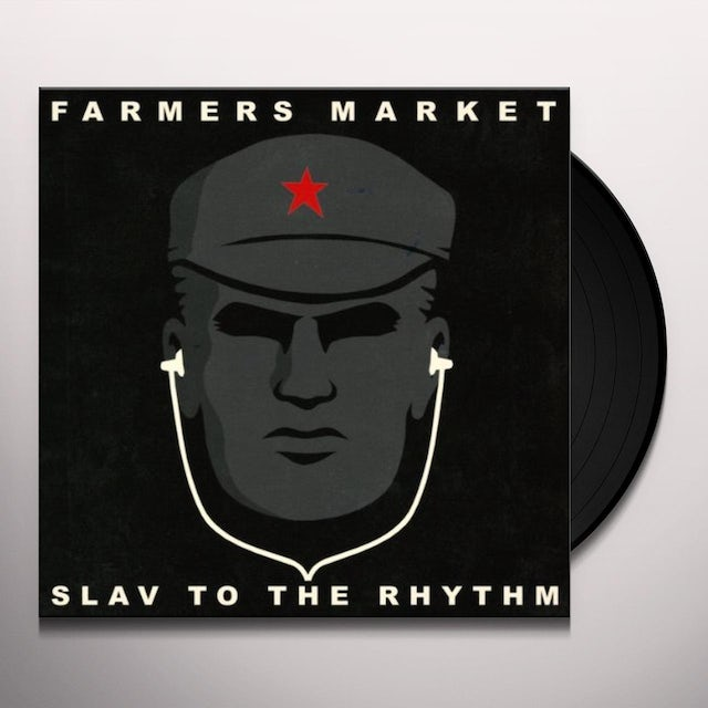 Farmers Market SLAV TO THE RHYTHM Vinyl Record