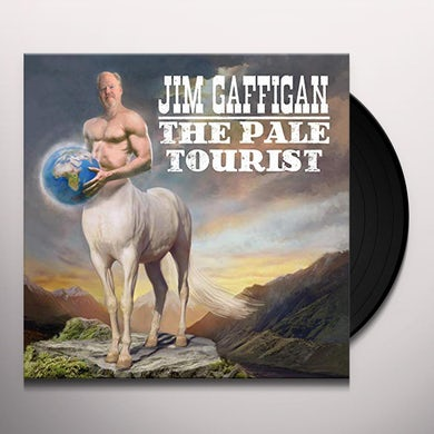 Jim Gaffigan Pale Tourist Vinyl Record