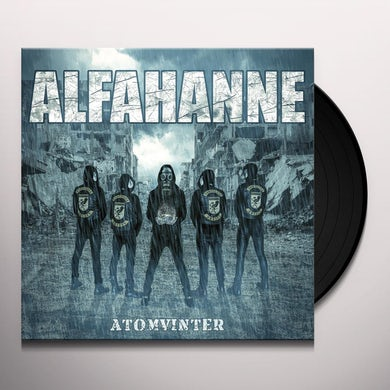Alfahanne ATOMVINTER Vinyl Record