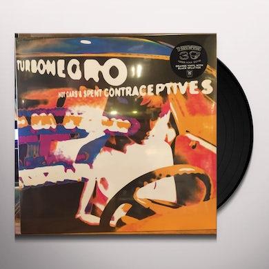 Turbonegro HOT CARS & USED CONTRACEPTIVES Vinyl Record