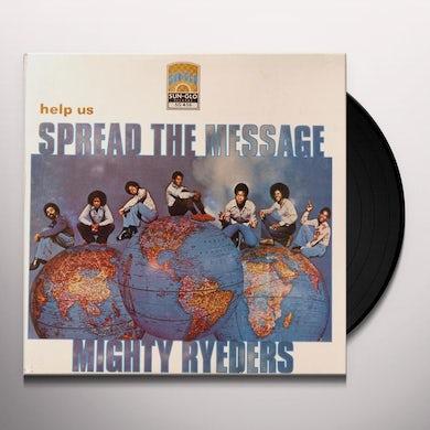 STAR CHILDREN / HELP US SPREAD THE MESSAGE Vinyl Record