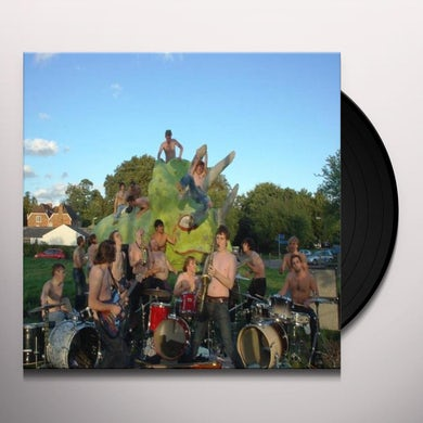 Action Beat NOISE BAND FROM BLETCHLEY Vinyl Record