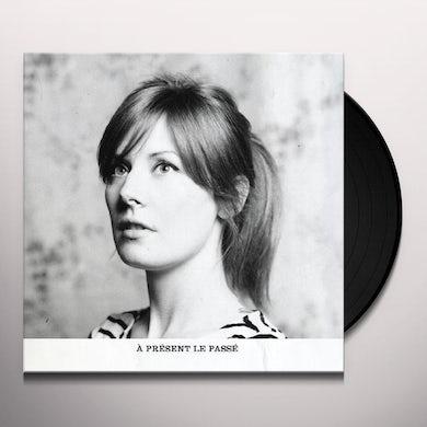 Laurence Helie A PRESENT LE PASSE Vinyl Record