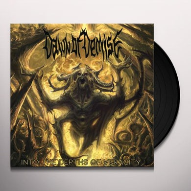 Dawn of Demise INTO THE DEPTHS OF VERACITY Vinyl Record