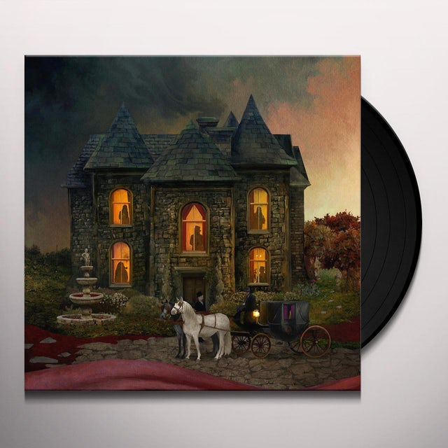 Opeth IN CAUDA VENENUM (SWEDIDH VERSION) Vinyl Record