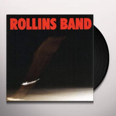 Rollins Band WEIGHT Vinyl Record