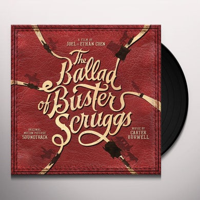 BALLAD OF BUSTER SCRUGGS Vinyl Record