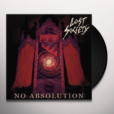 Lost Society NO ABSOLUTION Vinyl Record