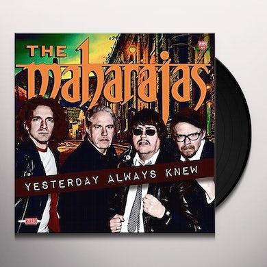 MAHARAJAS YESTERDAY ALWAYS Vinyl Record