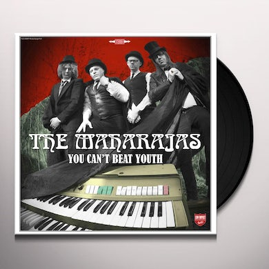 MAHARAJAS YOU CAN'T BEAT YOUTH Vinyl Record