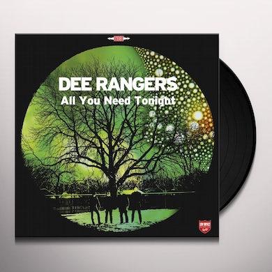 ALL YOU NEED TONIGHT Vinyl Record