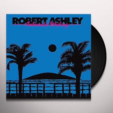 Robert Ashley AUTOMATIC WRITING Vinyl Record