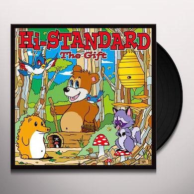 Hi-STANDARD GIFT Vinyl Record