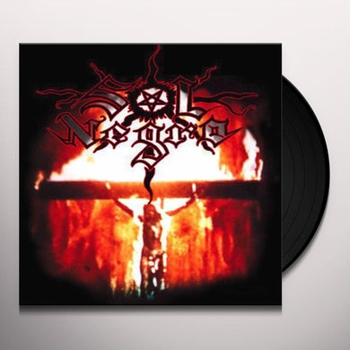 Sol Negro OF DARKNESS AND FLAMES Vinyl Record