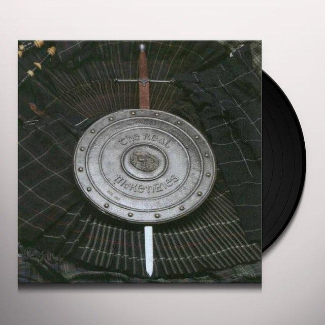 The Real McKenzies Vinyl Record