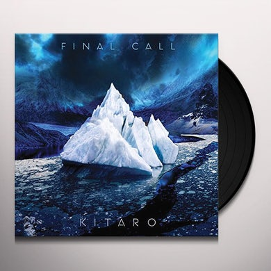 Kitaro FINAL CALL Vinyl Record