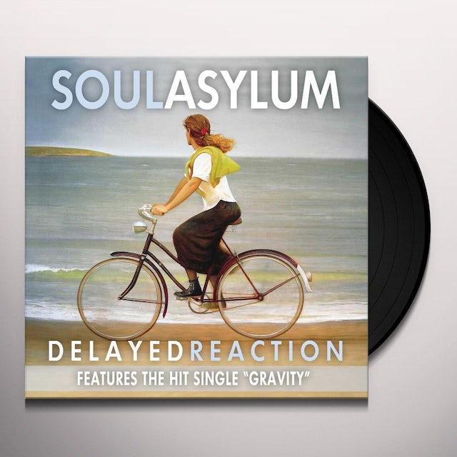 Soul Asylum DELAYED REACTION Vinyl Record