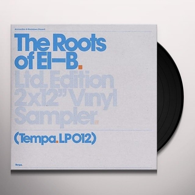 ROOTS OF EL-B Vinyl Record
