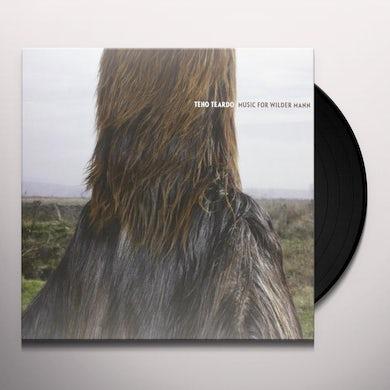 Teho Teardo MUSIC FOR WILDER MANN Vinyl Record