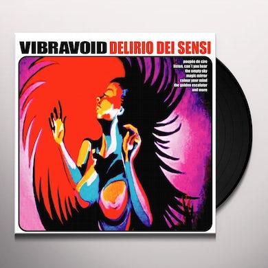 Vibravoid DELIRIO DEI SENSI Vinyl Record